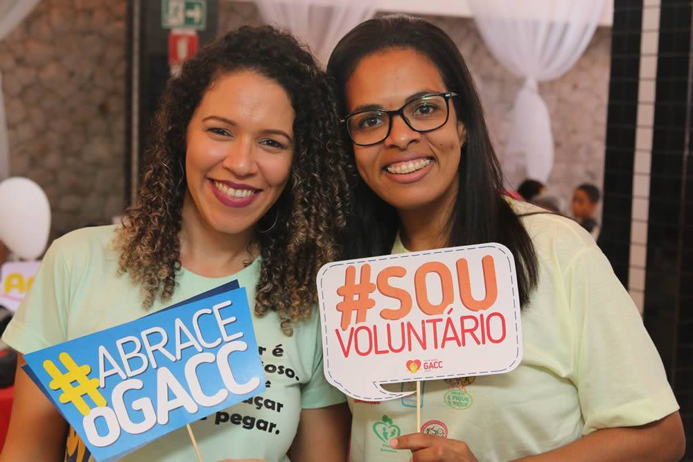Dia do Voluntariado é comemorado no GACC